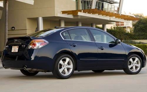 2009 Nissan Altima Front  exterior #4