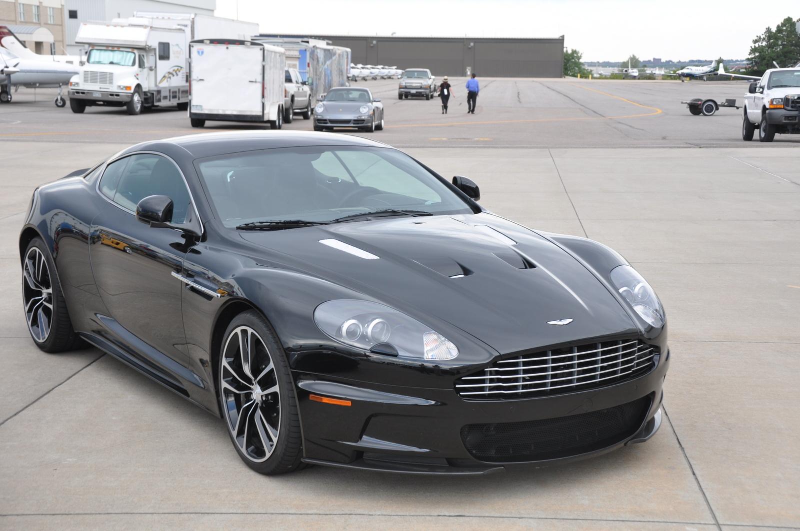 2010 Aston Martin DBS - Information and photos - ZombieDrive