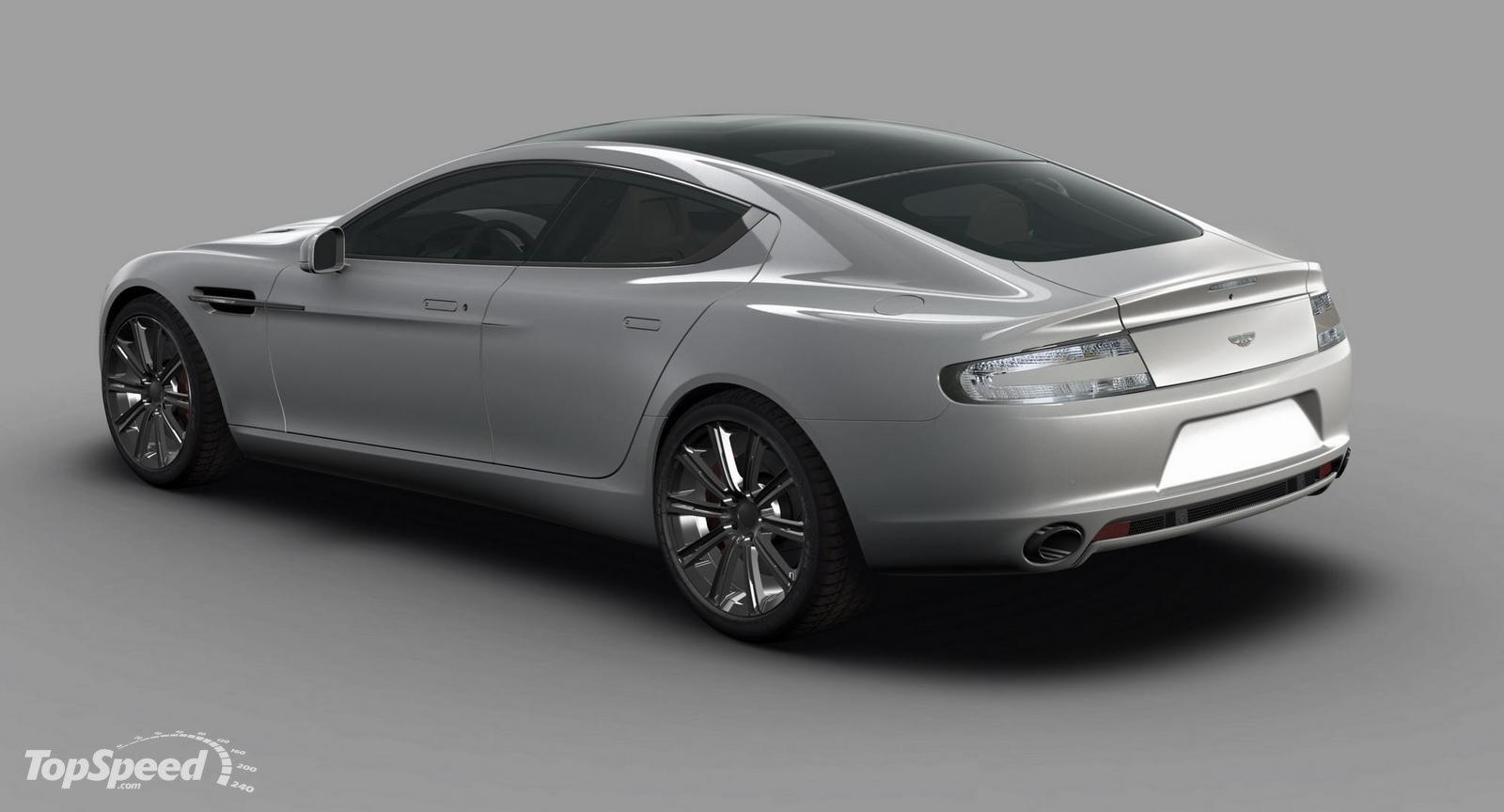 2010 Aston Martin Rapide Image 20