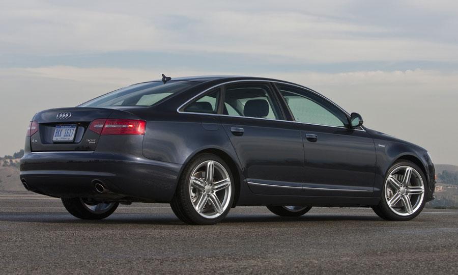 2010 Audi A6 Image 11