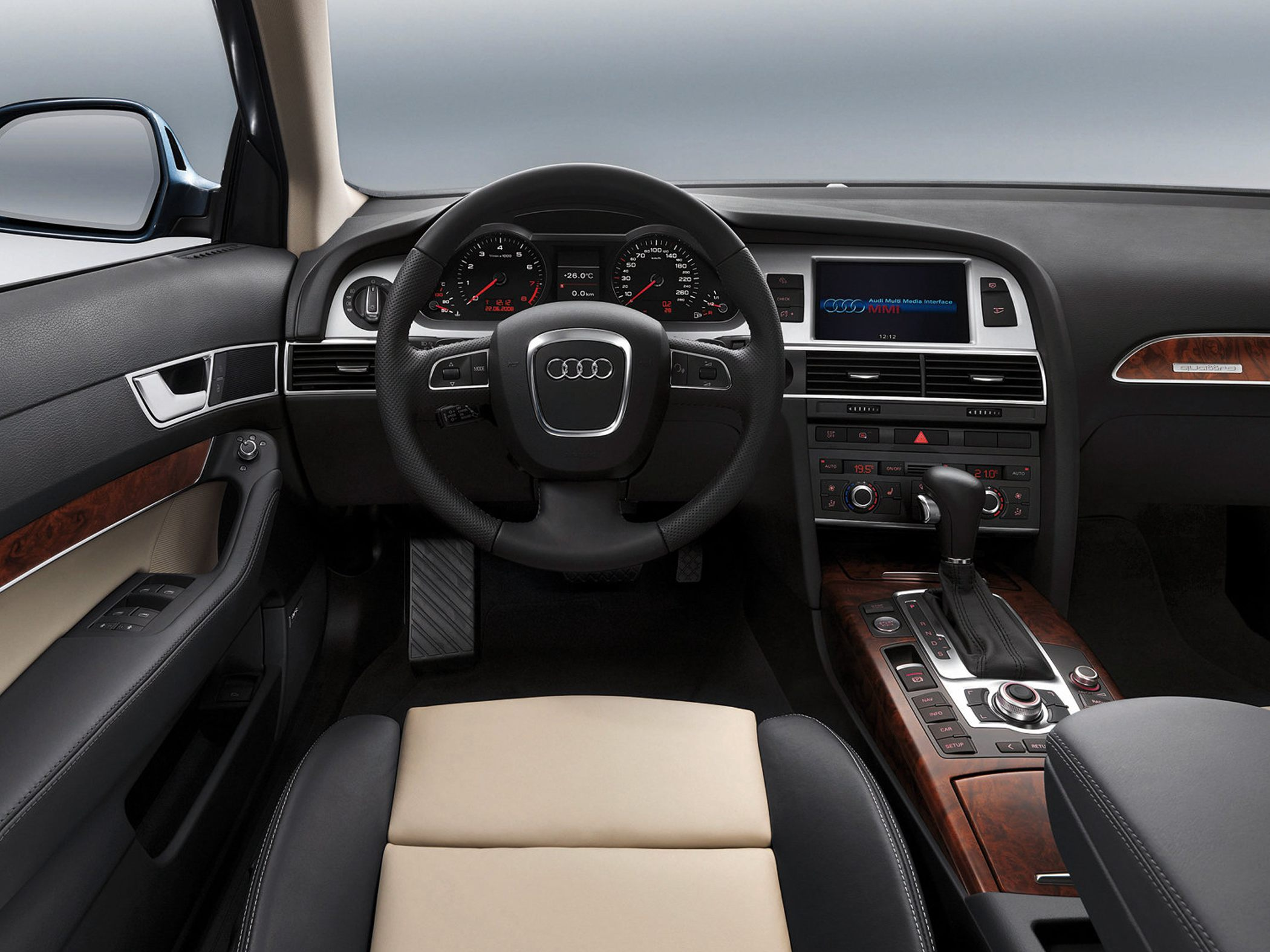 2010 Audi A6 Image 15