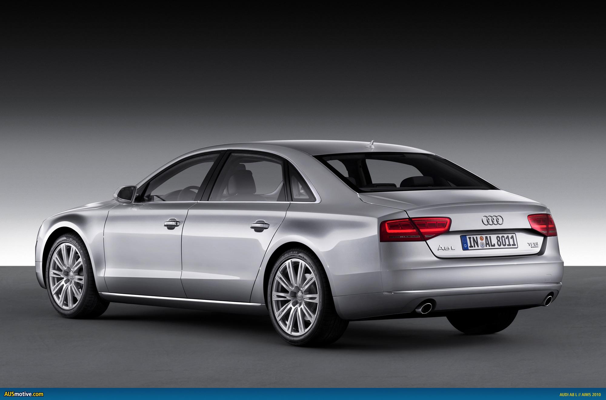 2010 Audi A8 Image 15