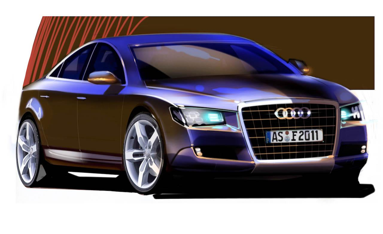 2010 Audi A8 Image 18