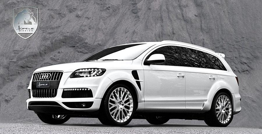 2010 Audi Q7 Image 11