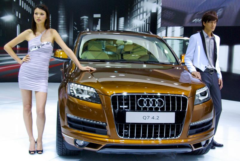 2010 Audi Q7 Image 16