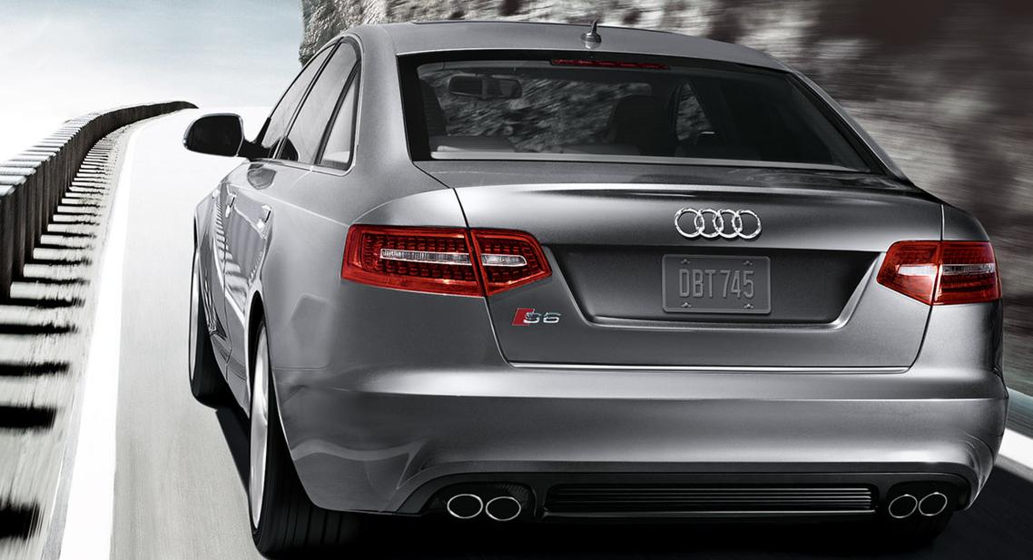 2010 Audi S6 Image 11