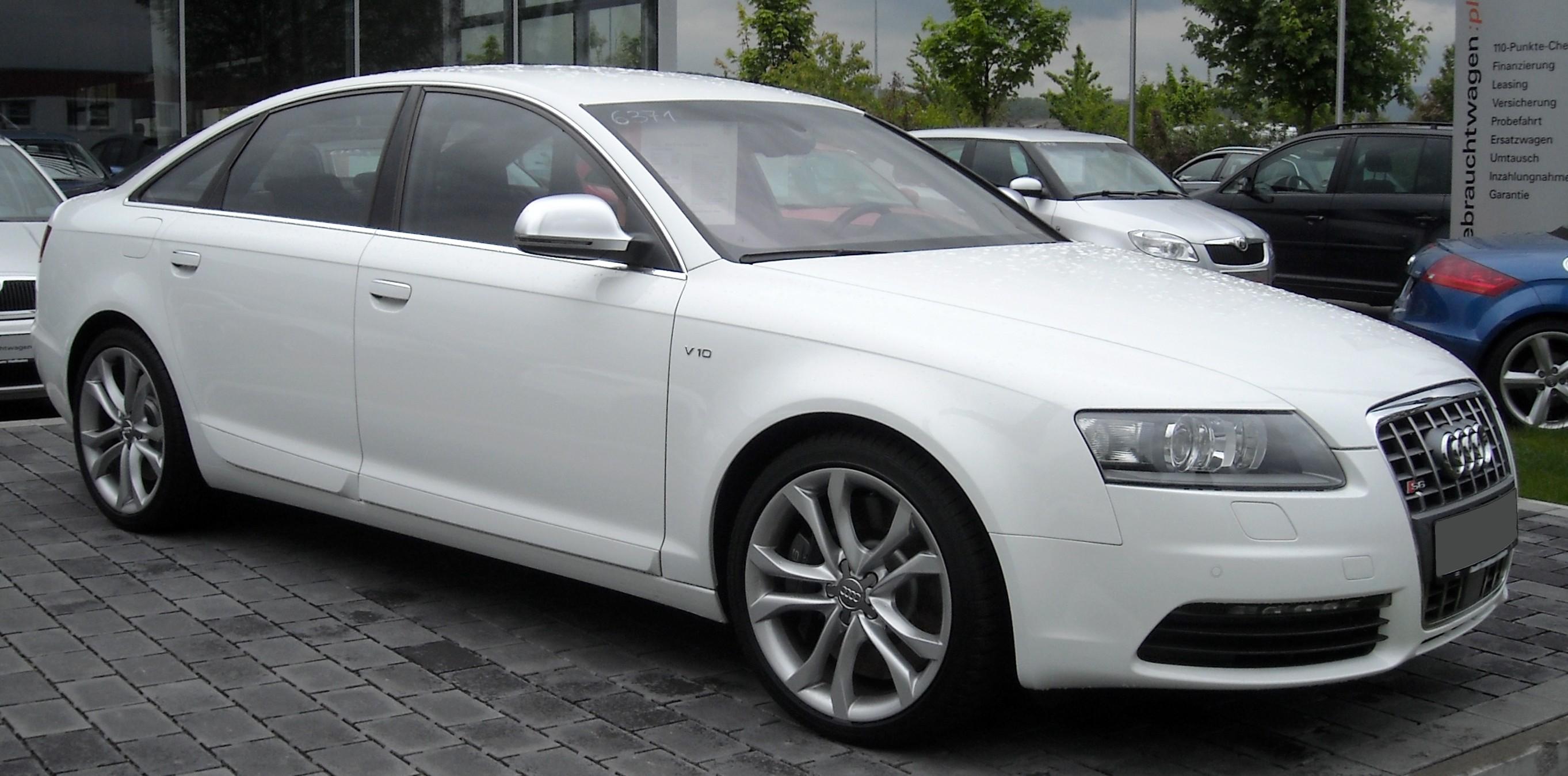 2010 Audi S6 Image 13