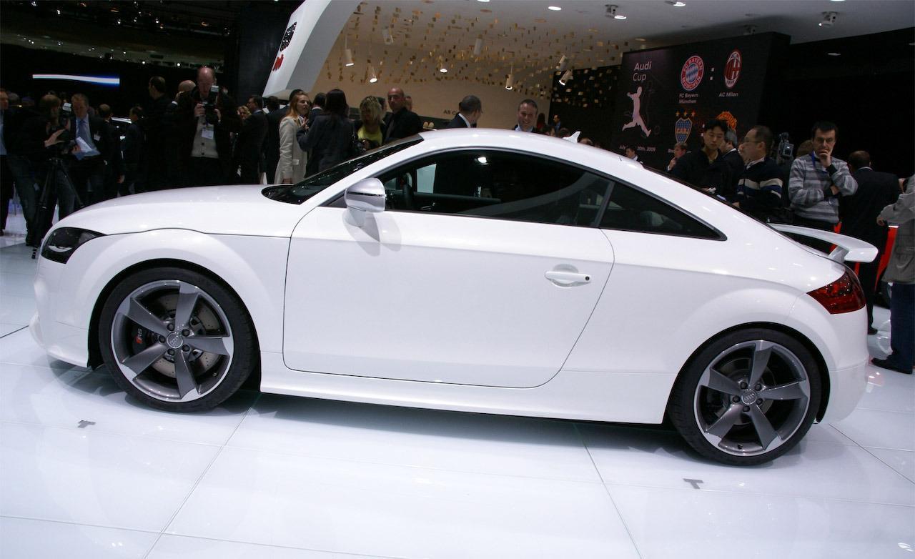 2010 Audi Tt Image 14