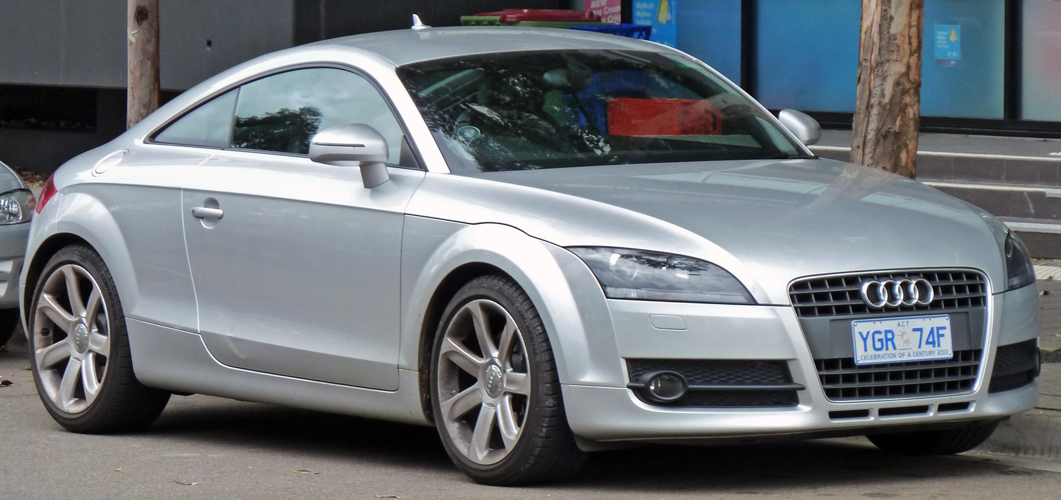 2010 Audi Tt Image 17