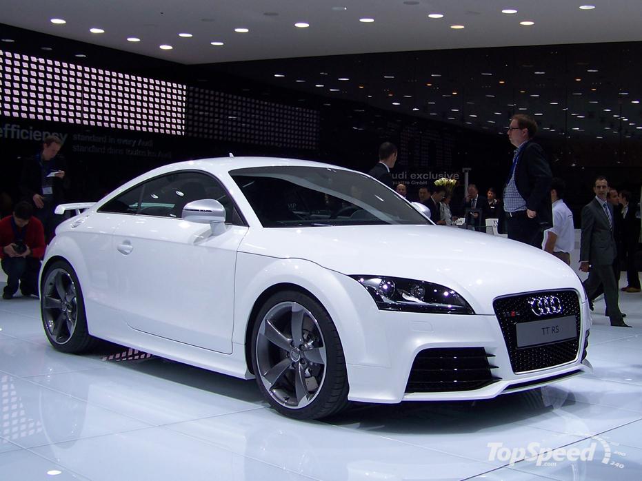 2010 Audi Tts Image 18