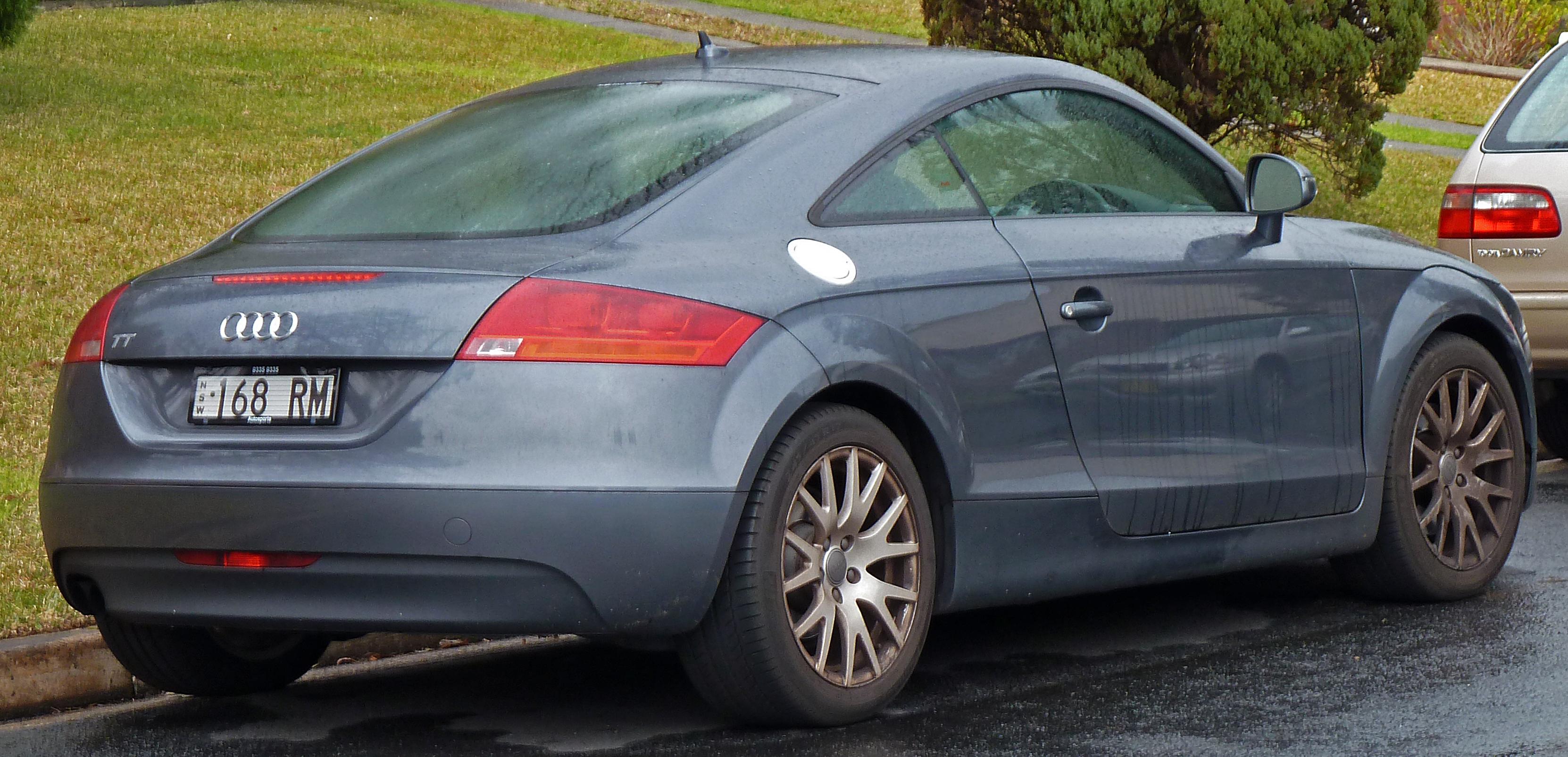 2010 Audi Tts Image 12