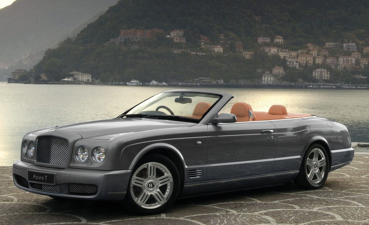 2010 Bentley Azure T - Information and photos - ZombieDrive.
