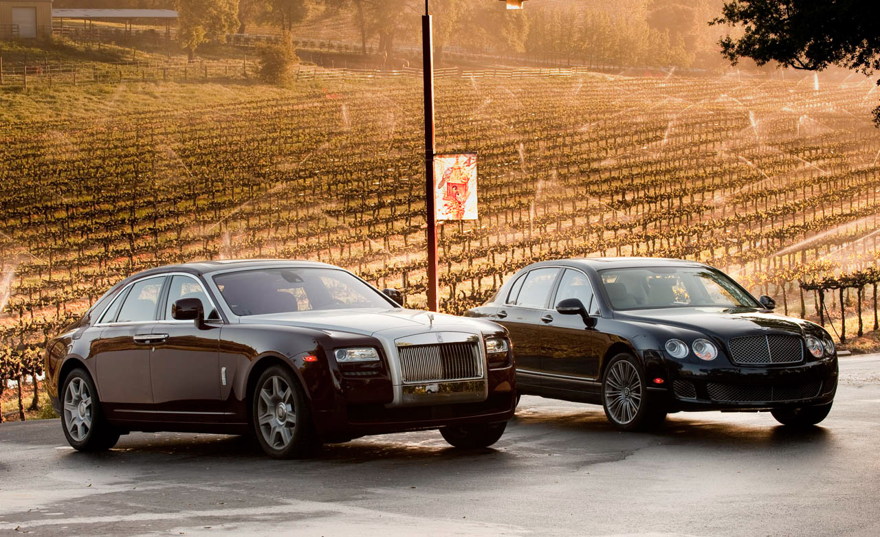 2010 Bentley Continental Flying Spur Image 8