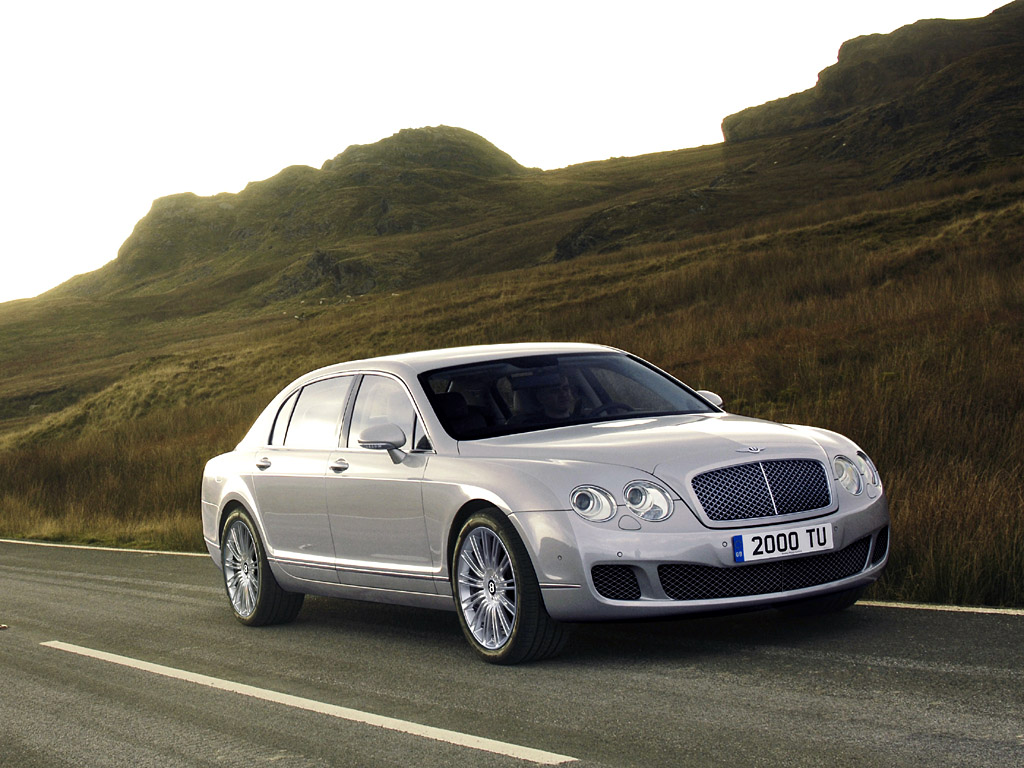 Bentley Continental Flying Spur #3
