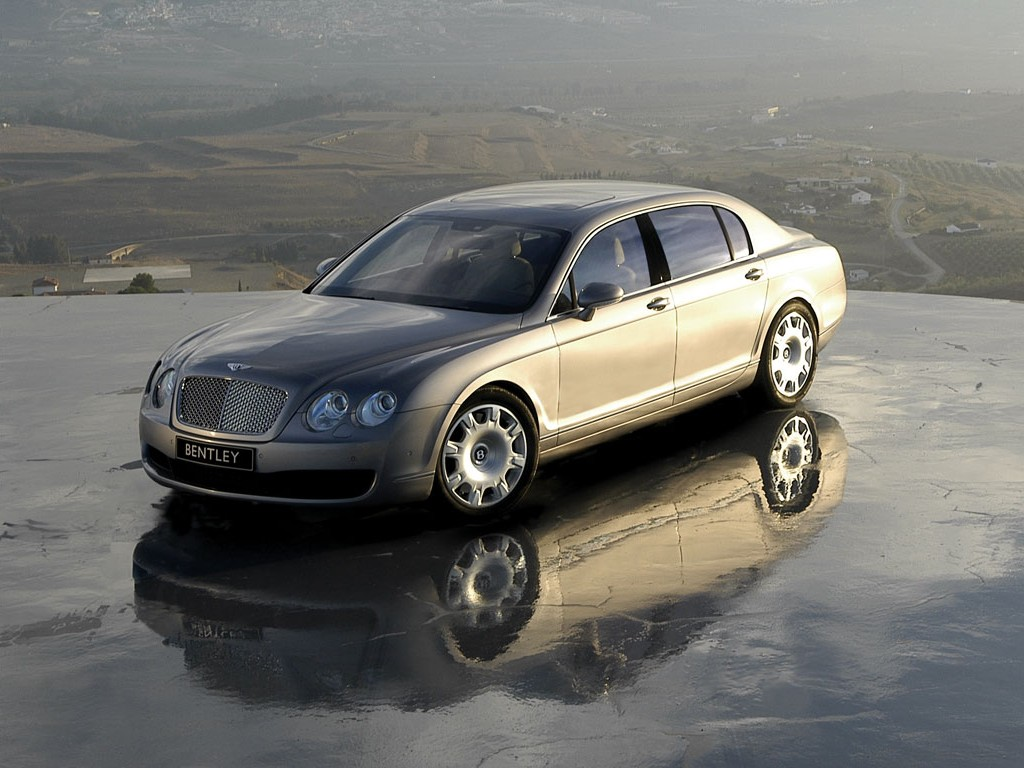 bentley continental 2010 седан