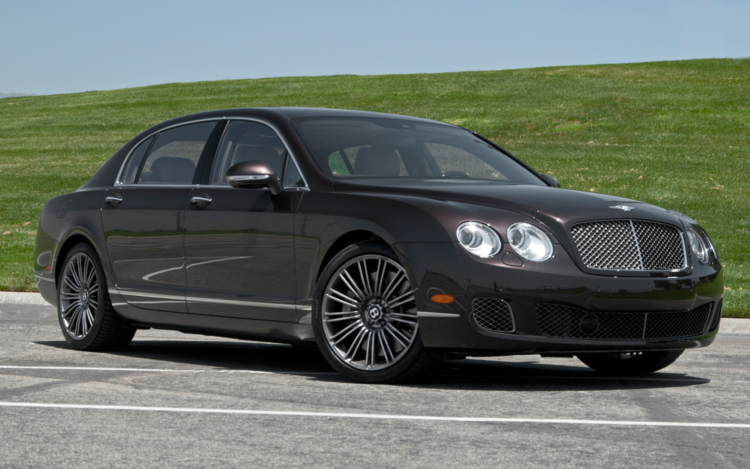 Bentley Continental Flying Spur Speed #6