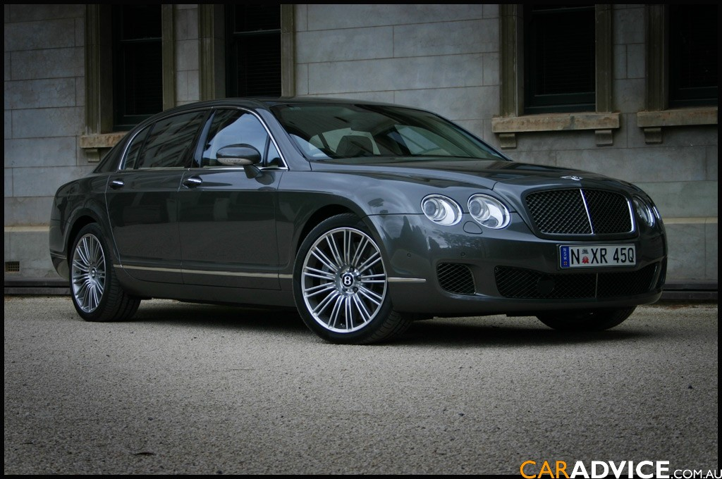 Bentley Continental Flying Spur Speed #7