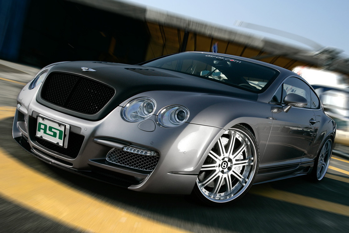 Bentley car origin
