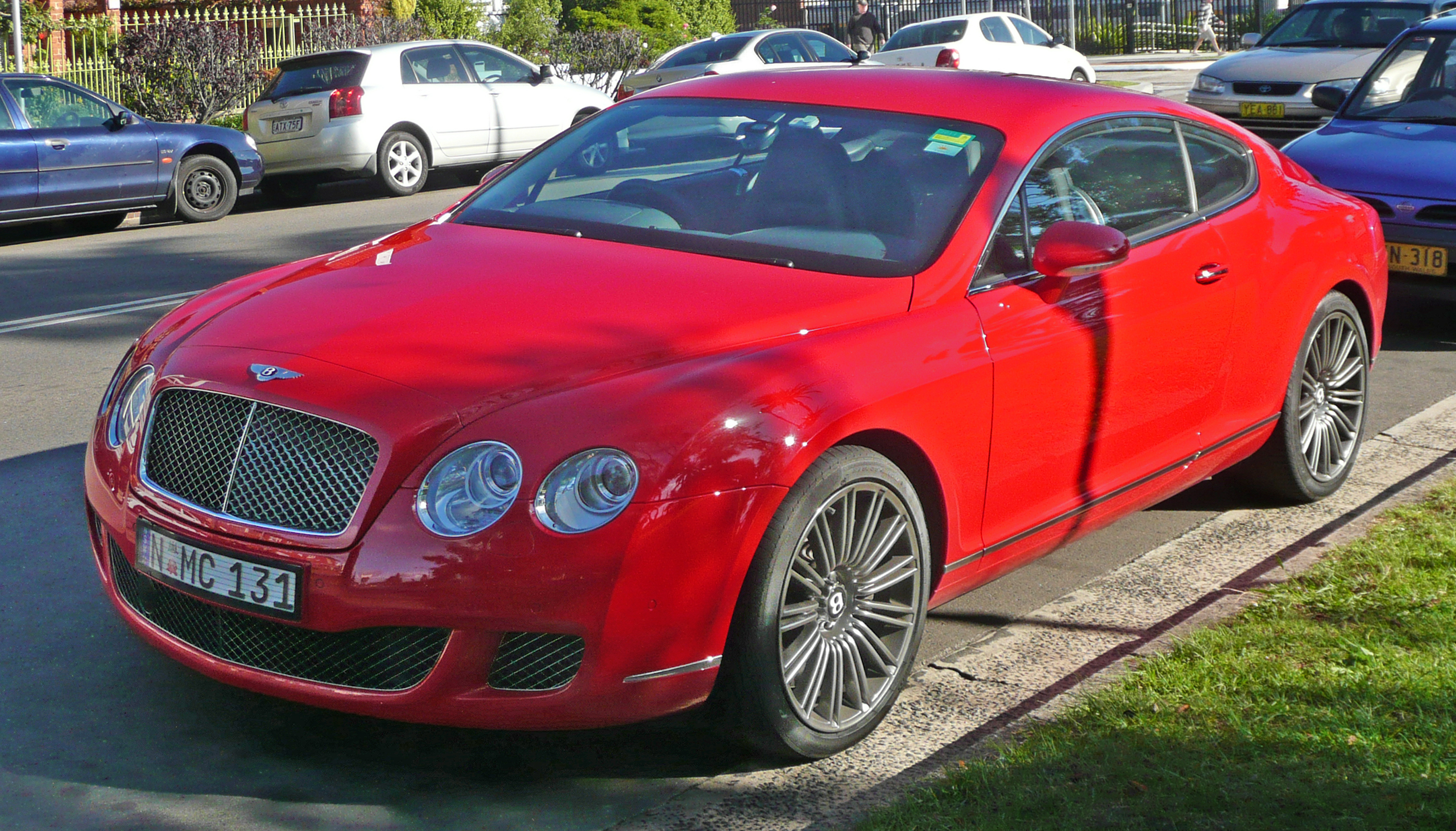 2010 Bentley Continental Gt Speed Image 16