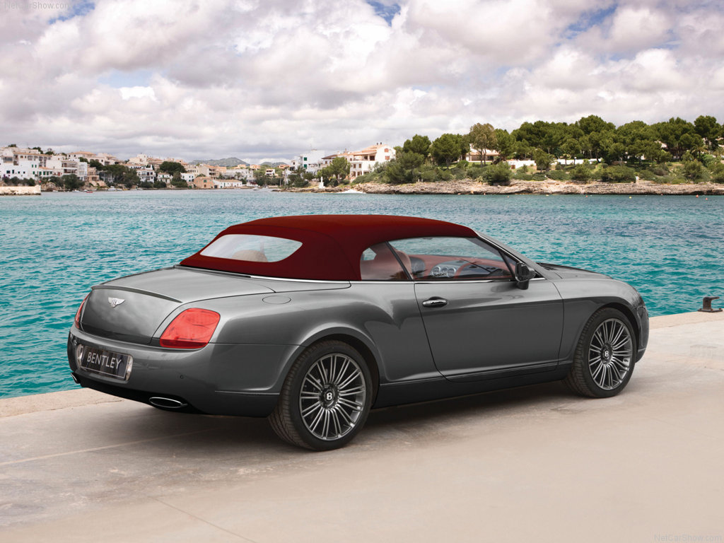 Bentley Continental GTC #11