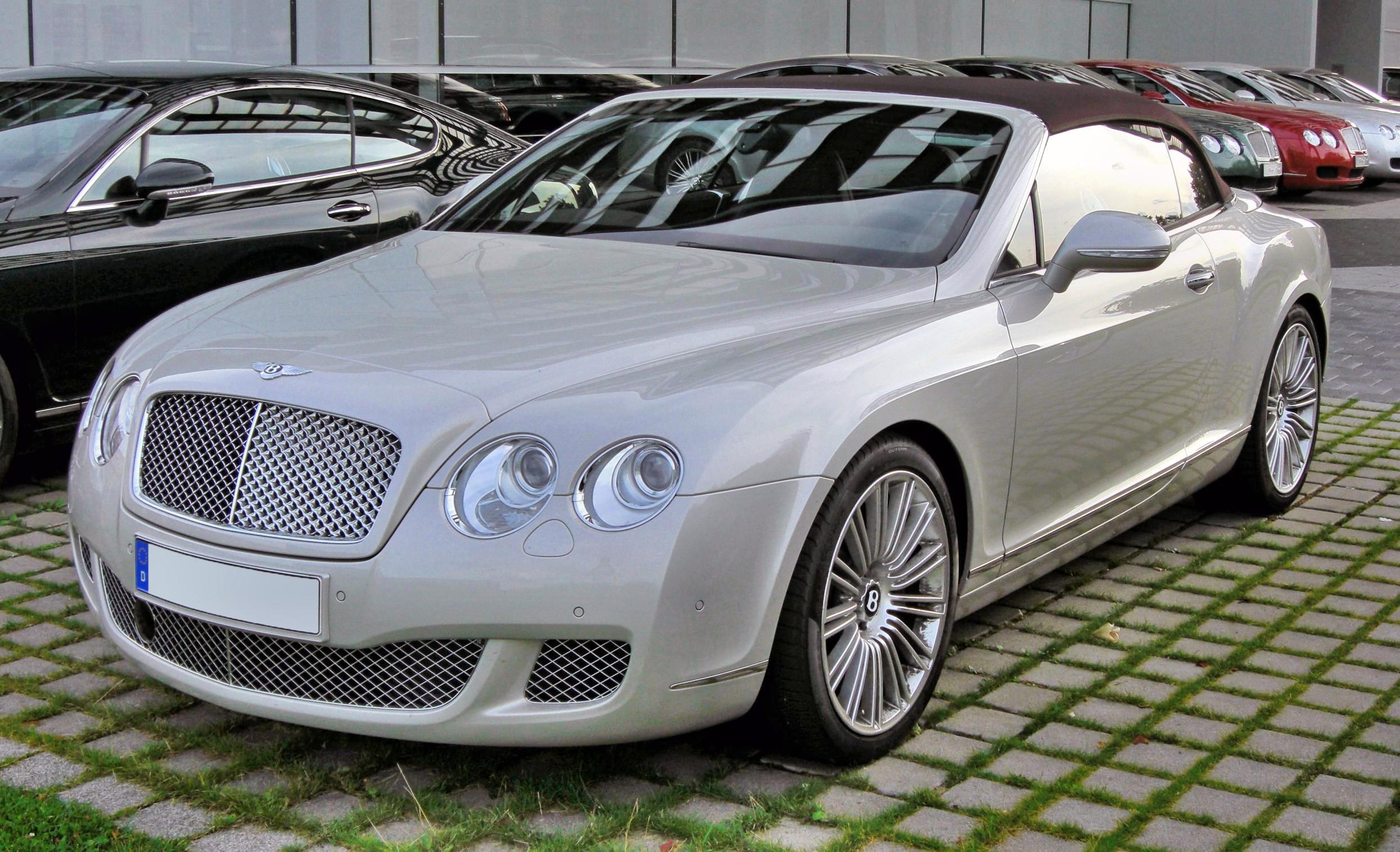 Bentley Continental GTC Speed #2