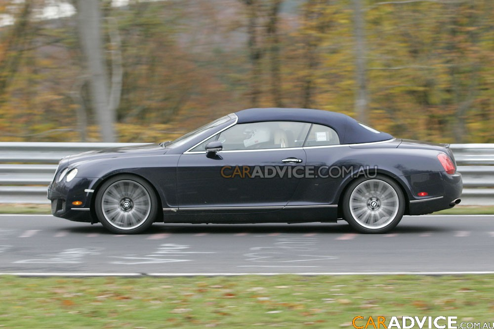 Bentley Continental GTC Speed #3