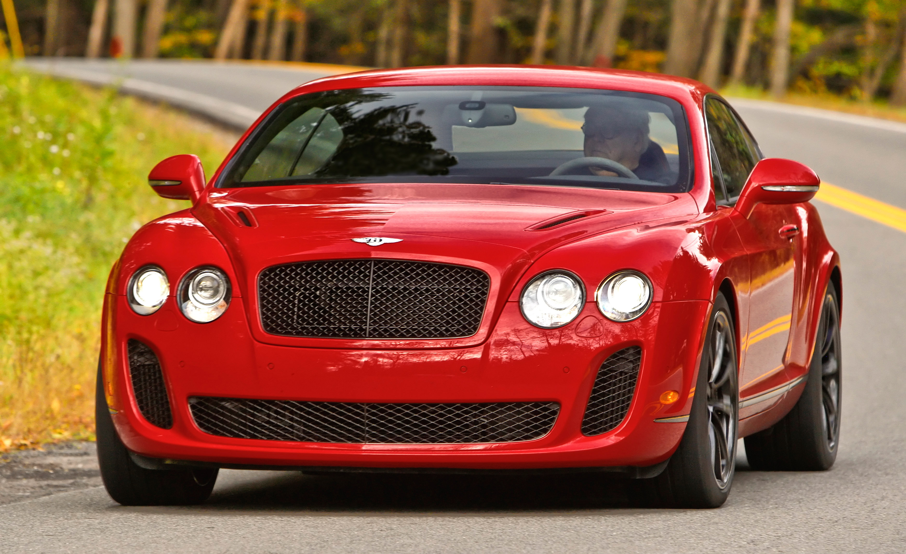 Bentley Continental Supersports #14