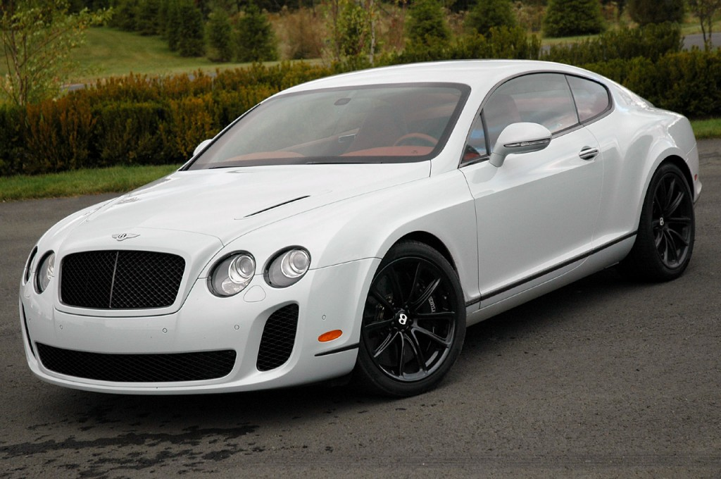 Bentley Continental Supersports #19
