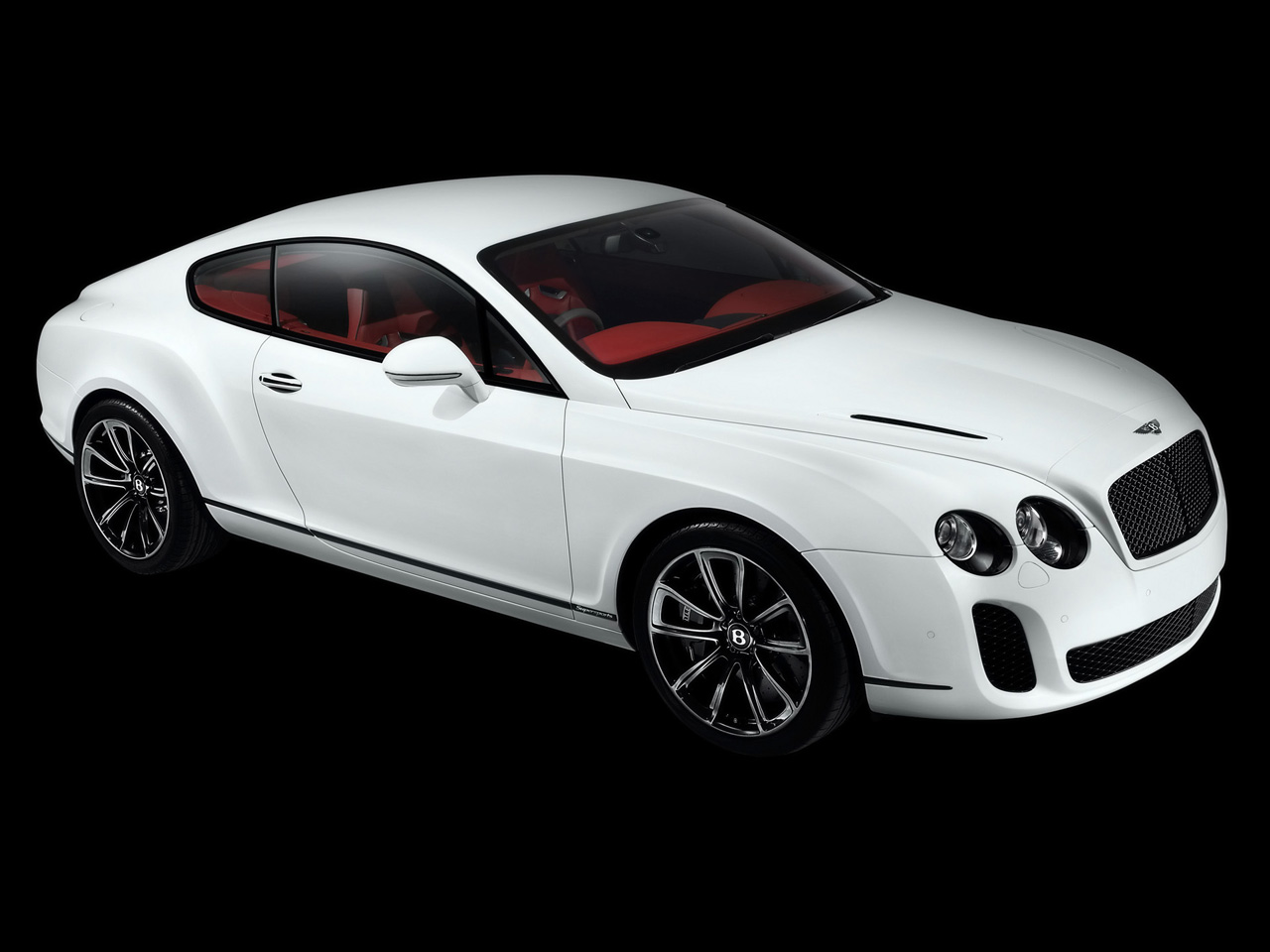 Bentley Continental Supersports #11