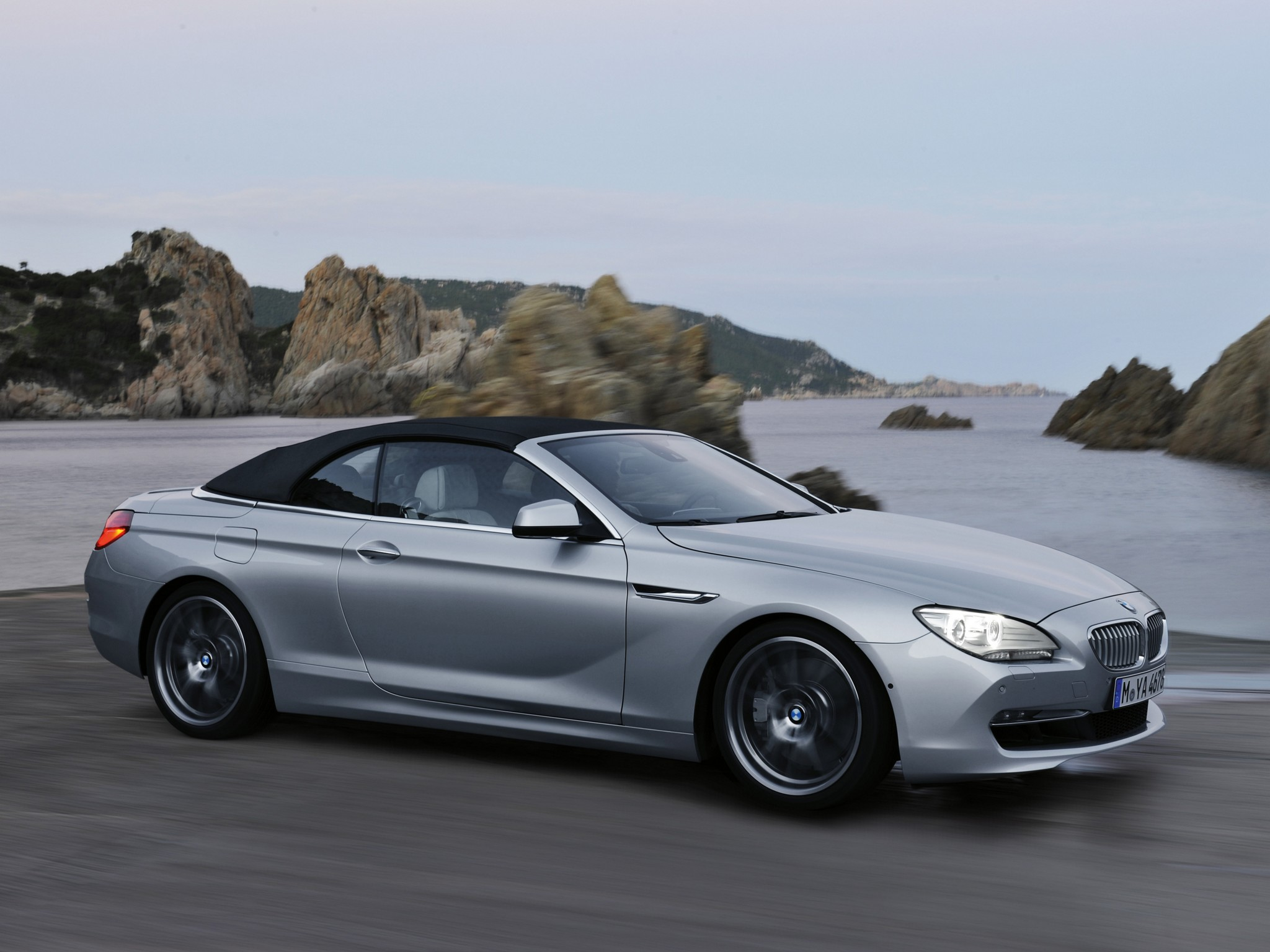 2010 Bmw 6 Series Image 17