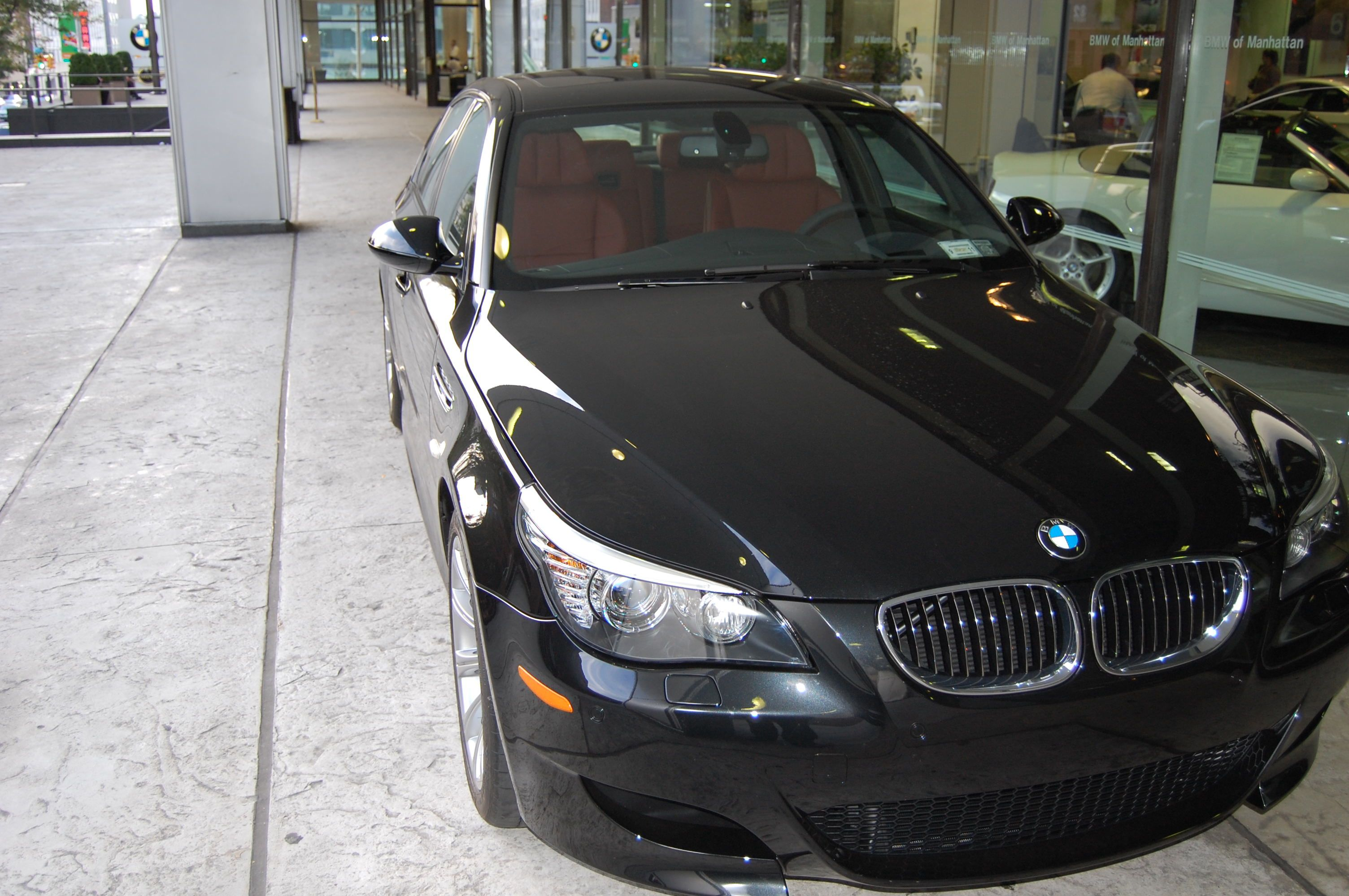 2010 bmw m5 - information and photos - zombiedrive