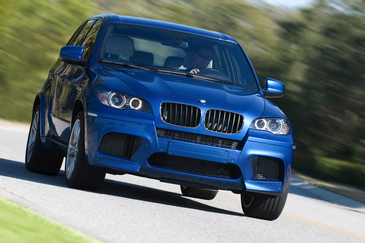 2010 BMW X5 M - Information and photos - ZombieDrive
