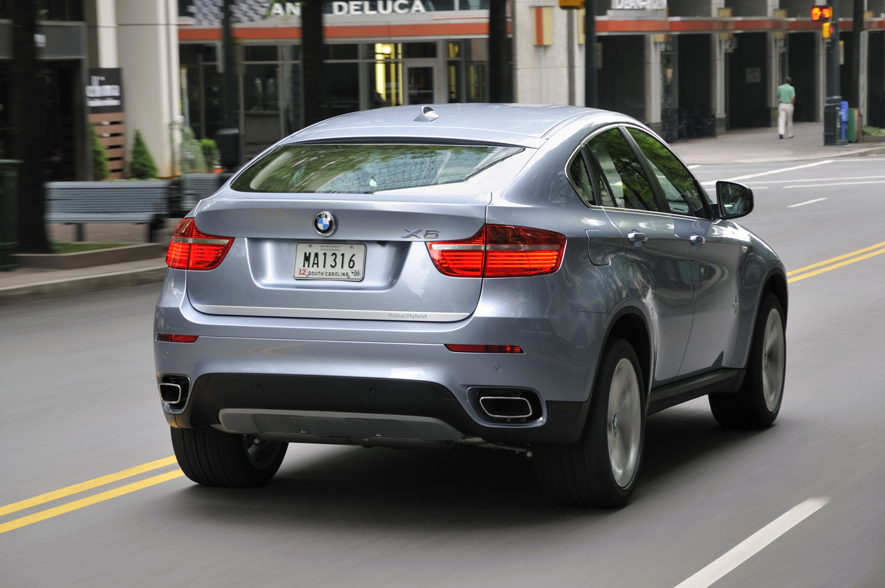 2010 BMW X6 - Information and photos - MOMENTcar