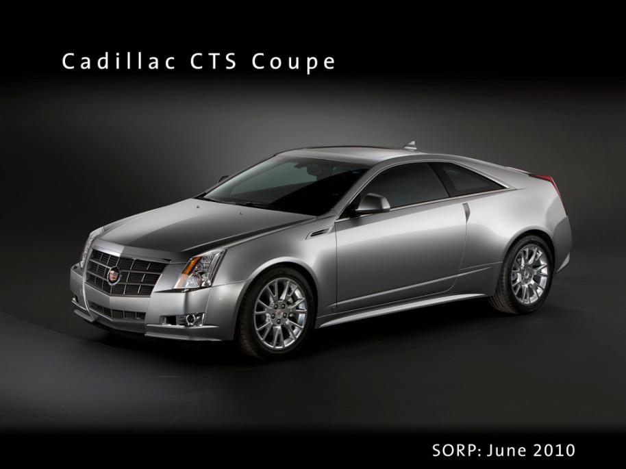 2010 Cadillac Cts Image 10