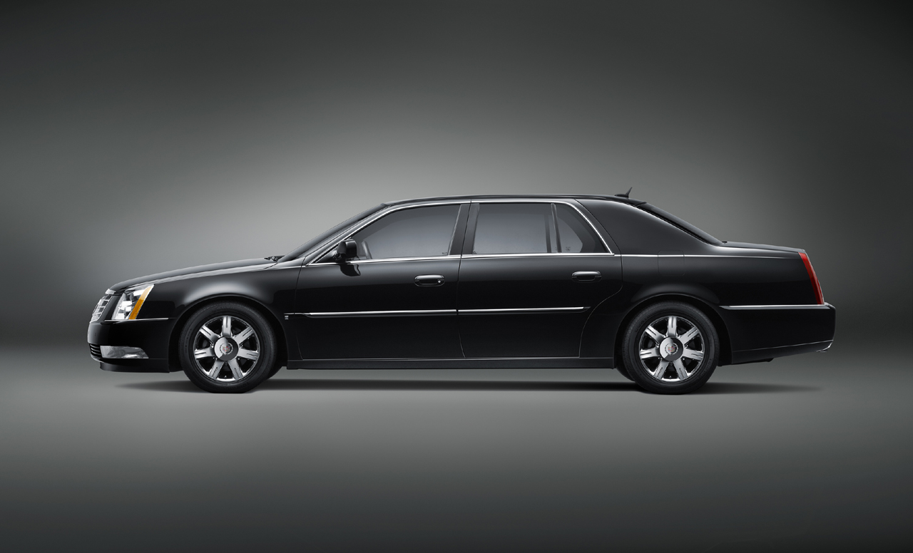 What Are Dts >> 2010 CADILLAC DTS - Image #18