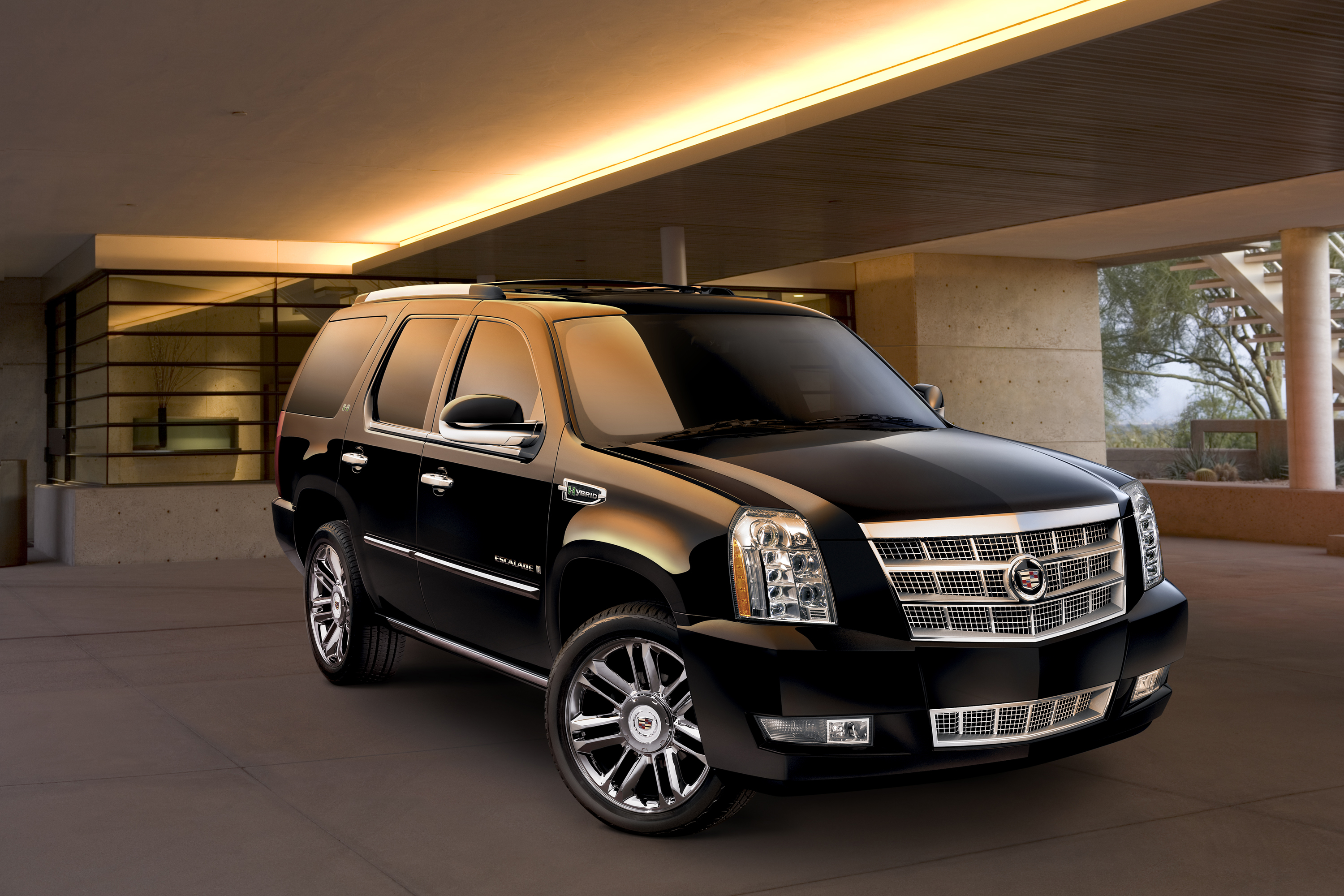 2010 Cadillac Escalade Esv Information And Photos Zombiedrive