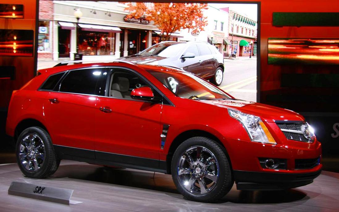 2010 Cadillac Srx Image 16