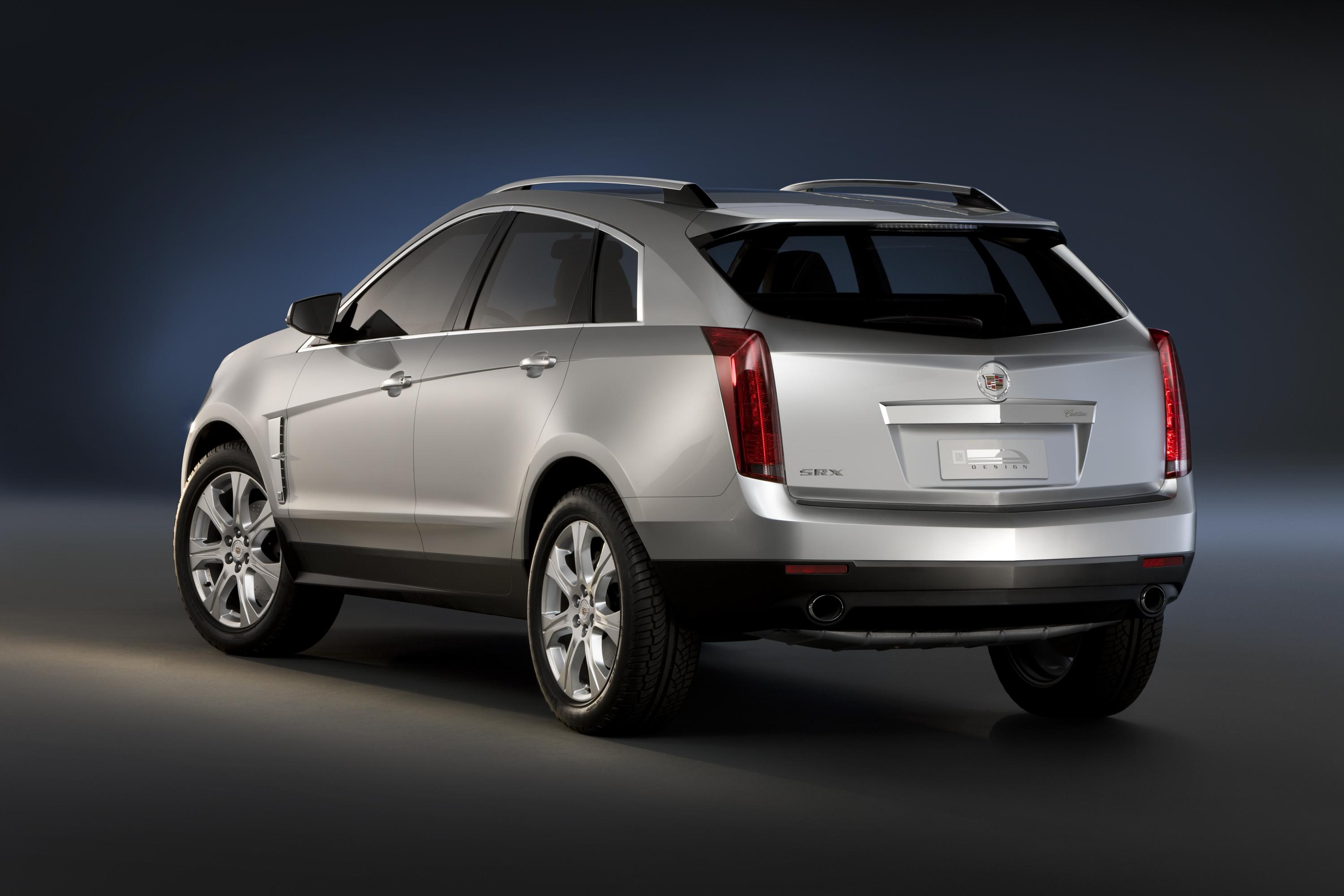 cadillac performance fwd srx perfect at detail used collection