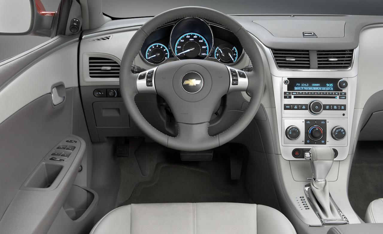 2010 chevrolet malibu - information and photos - zombiedrive
