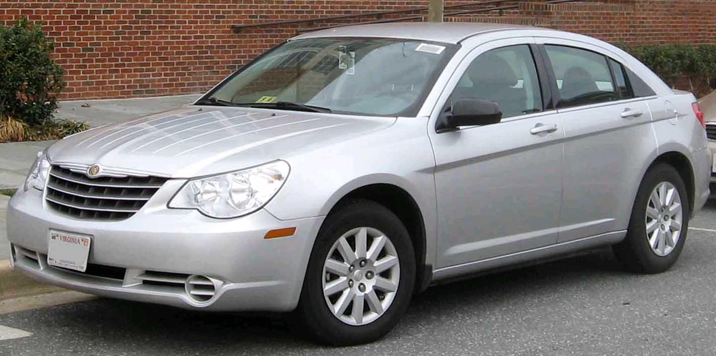 2010 Chrysler Sebring 14