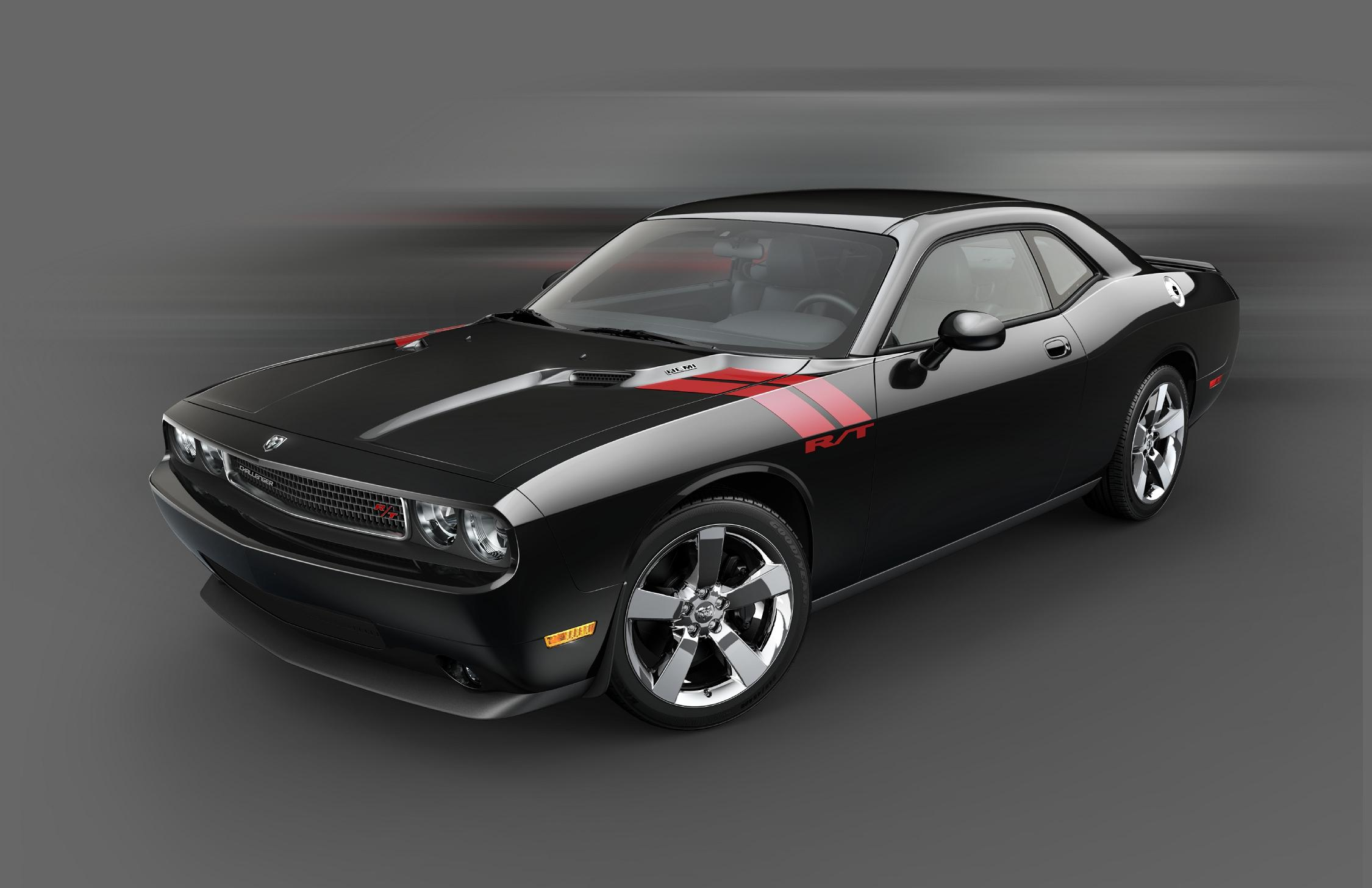 2010 dodge challenger - information and photos - zombiedrive