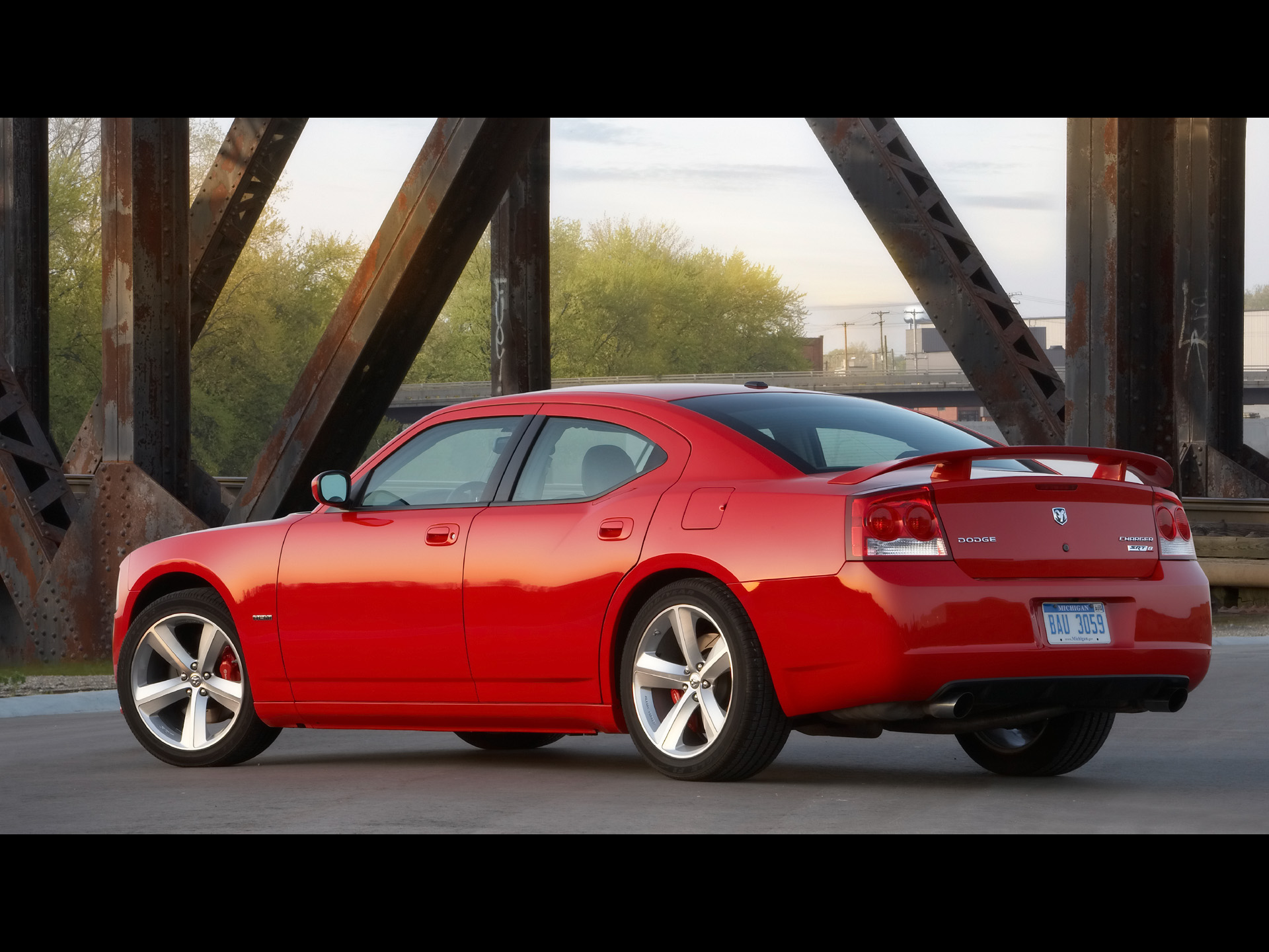 2010 Dodge Charger - Information and photos - ZombieDrive