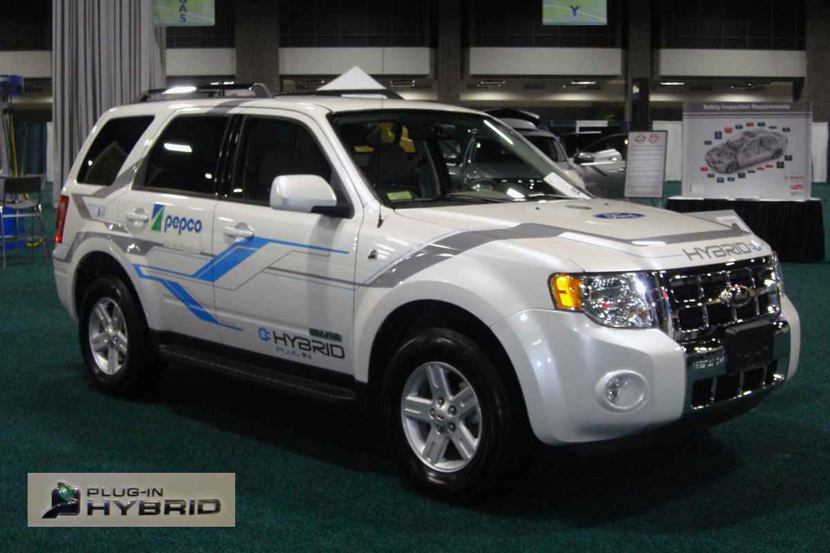 2010 ford escape hybrid image 7