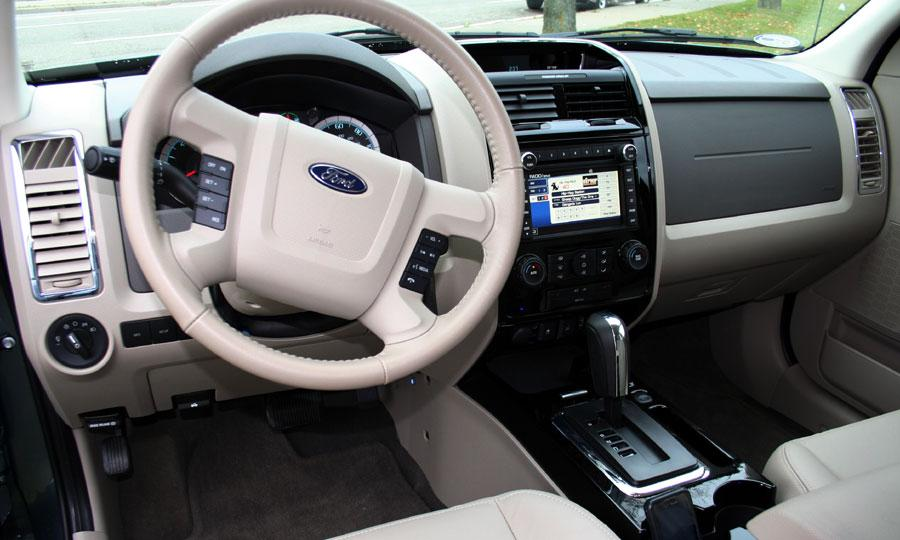 2010 Ford Escape Hybrid 12