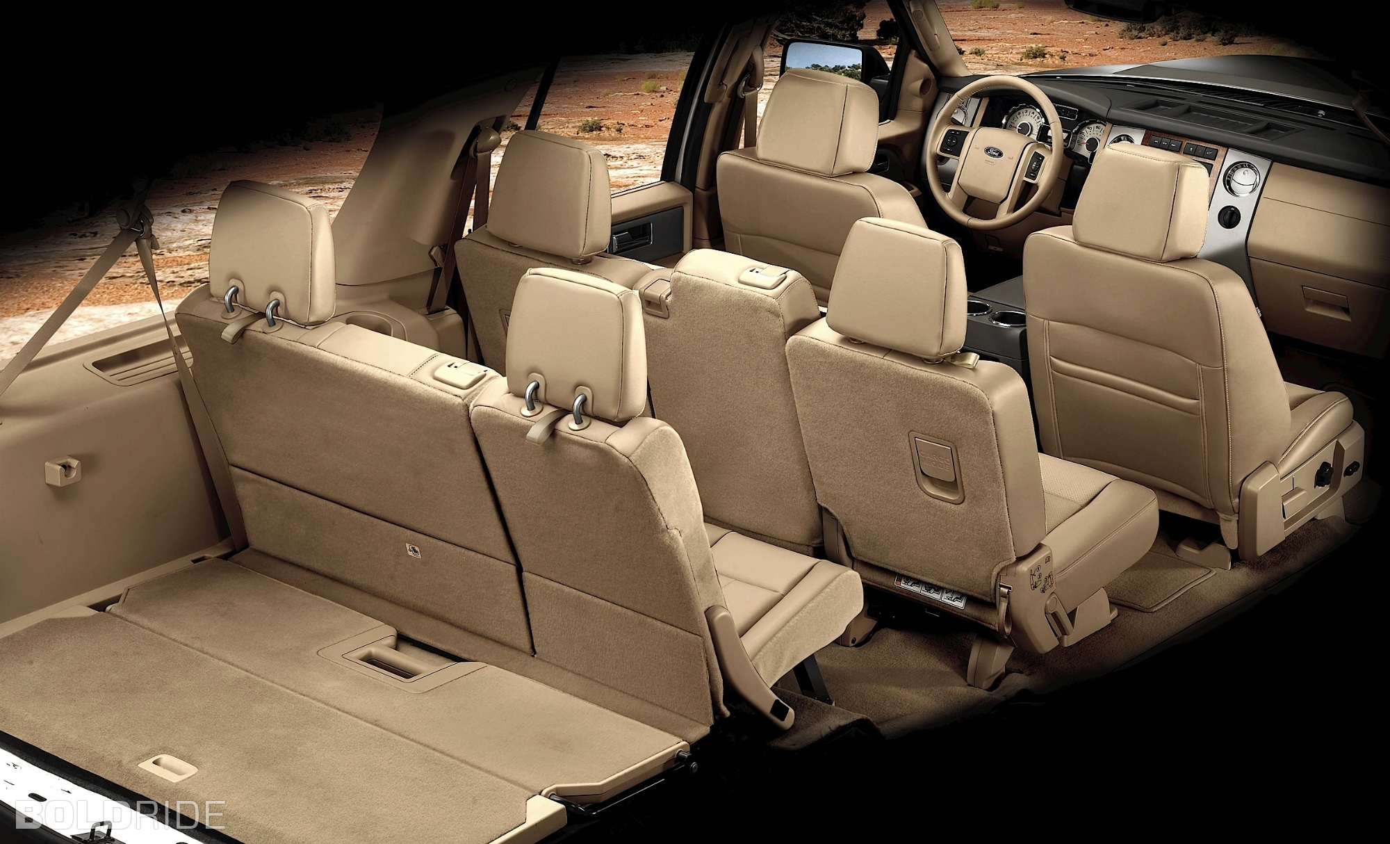 Ford Expedition El >> 2010 FORD EXPEDITION - Image #7