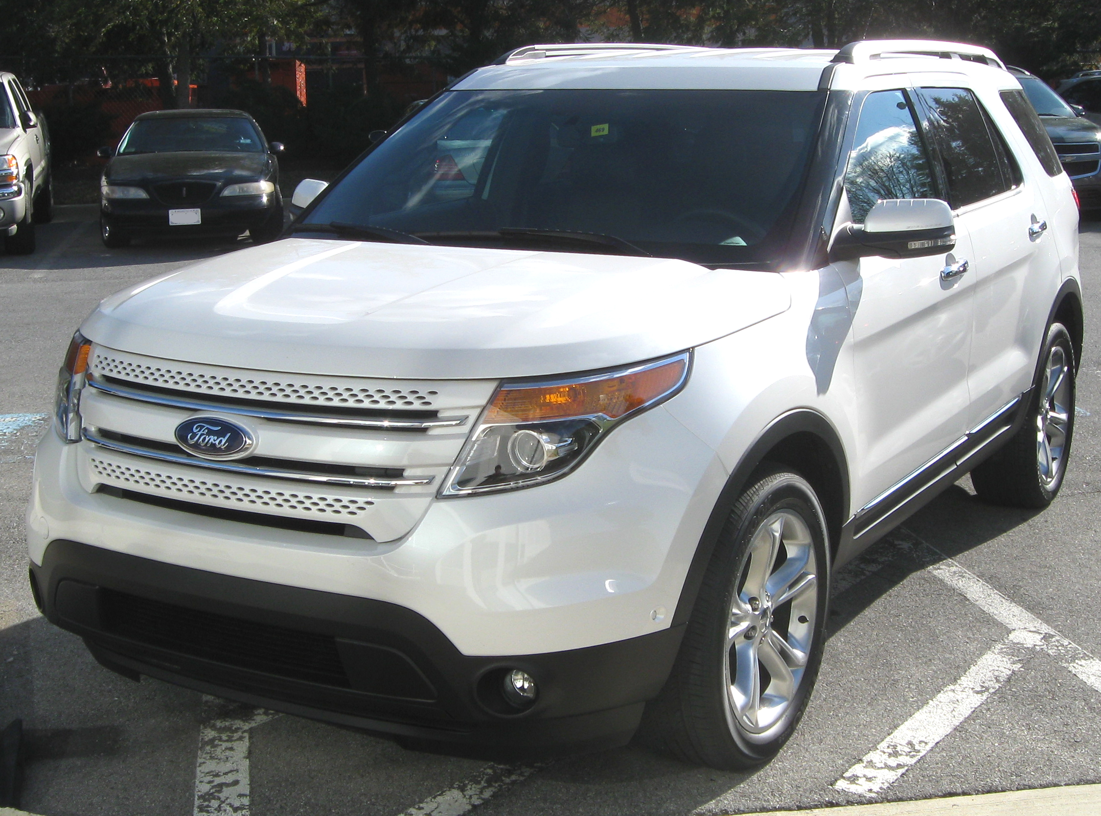 Ford Edge Limited >> 2010 FORD EXPLORER - Image #11