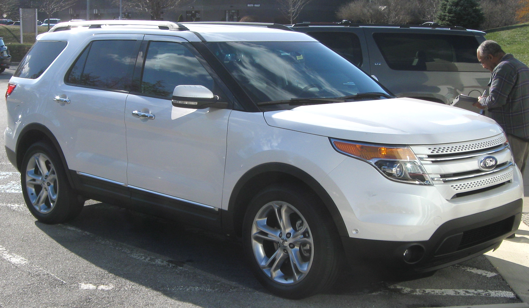 Ford Explorer Limited >> 2010 FORD EXPLORER - Image #20