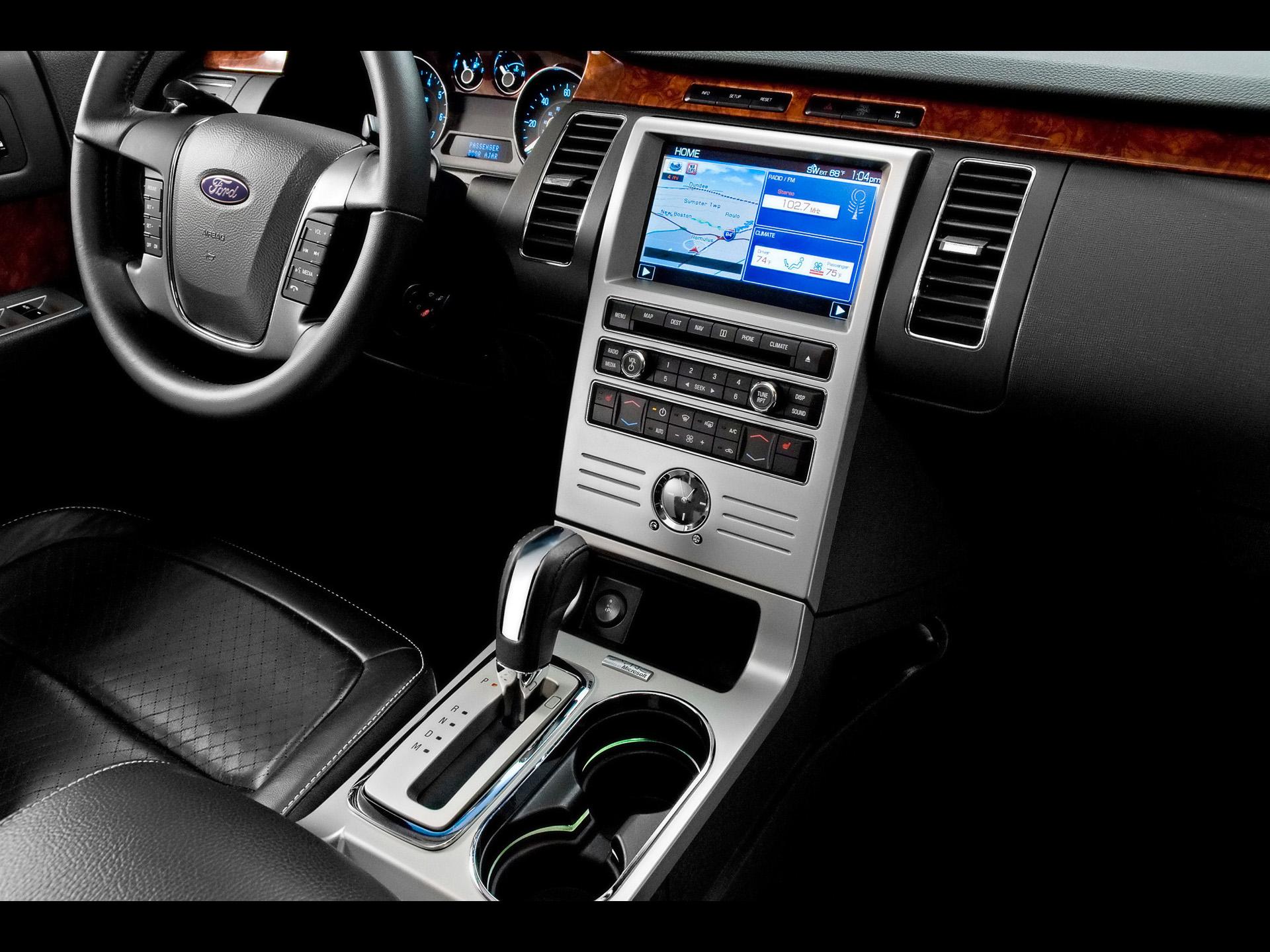 2010 Ford Flex Image 18