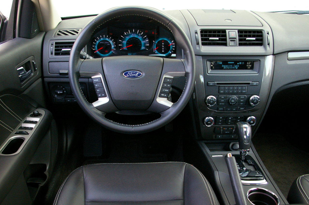 Ford Fusion #19