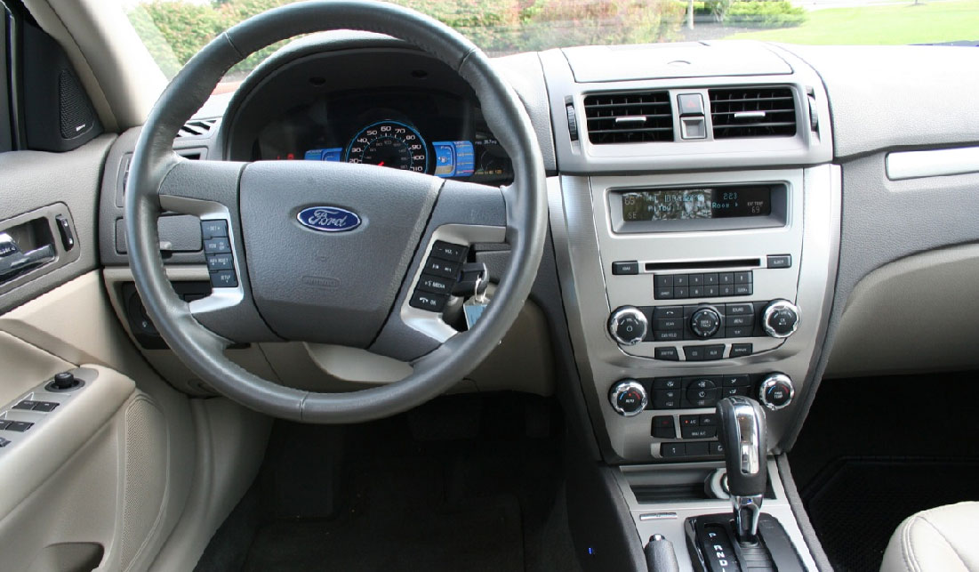 Ford Fusion #18
